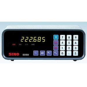 Image 1 - SINO SDS3 1V pojedyncza oś dro jednostki z optyczną liniową skalą szklaną jednoosiowy cyfrowy odczyt DRO display