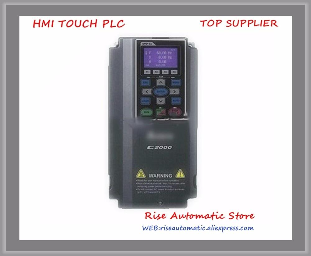 VFD022C43A VFD-C2000 3 phase 380V 2.2KW 3HP 6A 600HZ new Inverter AC motor drive цена