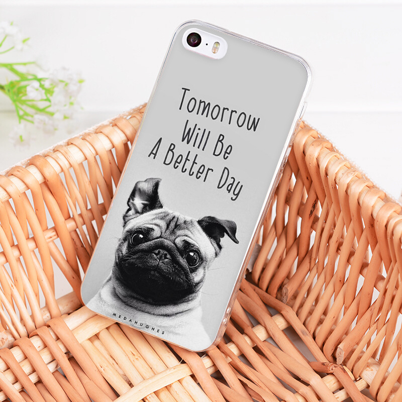 iphone xr phone case pug