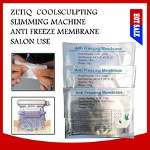 Different size Anti freezing membrane Antifreeze membranes pad body slimming anti freeze for cryotherapy  Cooling Frozen machine new fashion 10pcs antifreeze membrane 27 30cm 34 42cm antifreezing membranes anti freezing pad for cryo therapy arrival