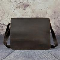 YISHEN New Men Crossbody Bags Leather High Quality Men Shoulder Bag Casual Brand Men Messenger Bags