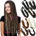 Плетение Волос 165 г Синтетический Kanekalon Синтетического Плетения Волос 100% Высокая Температура Волокна Tissage Xpression Плетение Волос