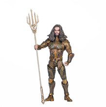 NEW 1/6 Haocaitoy Hot Movie Movable Figures Aquaman PVC Action Figure Model Toys Collectibles Gift for Children