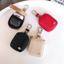 Marvel Wallet Luxury Leather For Airpods 2 Case i10 tws Wireless Earphone i80 Off White Bag Accessories