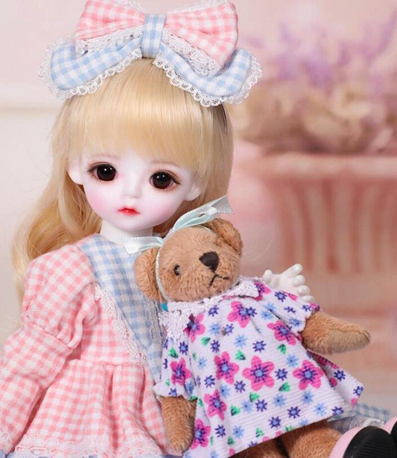 フルセット 1/6 BJD 人形素敵な限定女クリーム樹脂ジョイント人形誕生日ギフト  グループ上の おもちゃ & ホビー からの 人形 の中 3