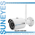SunEyes SP-V1801SW 1080P Wireless Wifi IP Camera Outdoor Weatherproof with 2.0MP Full HD SONY Sensor