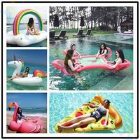 Надувные покер маджонг 1 стол + 4 стулья набор гигантский одежда заплыва кольцо матрас аквапарк весело игрушечные лошадки море пляж