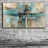 100% hand painted oil painting Home decoration high quality abstract paintings pictures modern wall art for living room decor