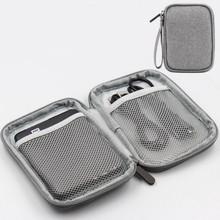 Travel Digital Case Portable Power Bank Cell Phone USB Cable Electronics Accessories Bags