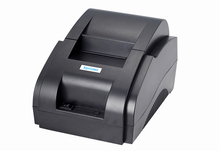 Free Shipping 100 New original High Speed USB Port 58mm POS printer Thermal Receipt Pirnter mini