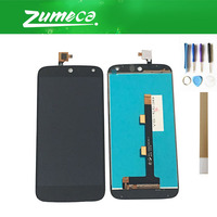High Quality 5.5 Inch For Acer Liquid Z63S Z630 LCD Display Screen+Touch Screen Digitizer Assembly Black Color With Tape&Tool