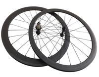 700c chinese width 23mm mixed carbon road bike clincher wheelset powerway R36 ceramic bicycle wheels free shipping