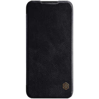 For Xiaomi Redmi Note 8 Pro Leather Case NILLKIN QIN Flip Cover for Redmi Note 8 7 pro global Case Wallet Cover With Card Pocket - DISCOUNT ITEM  10% OFF All Category