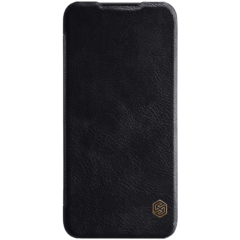 Xiaomi Redmi Note 7 Leather Case NILLKIN QIN Series Flip Cover Redmi Note 7 Case Luxury Brand Wallet Cover With Card Pocket