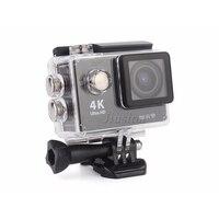 A distanza Ultra HD Wifi Mini yi 4k di Azione Impermeabile Micro Cam Per Go Pro Fotocamera Subacquea Professionale Sport Outdoor casco Cam