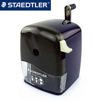 STAEDTLER 501 180 Mechanical Pencil Sharpener Hand Rock Pencil Sharpener Stationery School Office Supplies Pencils Sharpeners