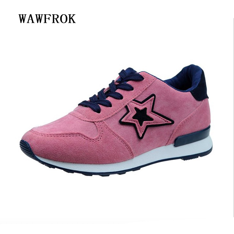 Women Casual Shoes 2018 Spring Summer Leather Shoes Woman Flats Fashion Sweet Breathable Women Sneakers new women s vulcanize shoes spring summer slip on sneakers black casual shoes women breathable hollow out woman sneakers