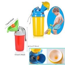 Baby Urinal Car Toilet Kids Potty Travel Girl Portable Boy Cute Vehicular Convenient