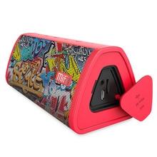 Mifa 휴대용 블루투스 스피커 휴대용 무선 스피커 사운드 시스템 10 w 스테레오 음악 서라운드 방수 야외 스피커