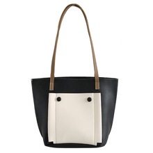 Solid Corduroy Shoulder Bags Environmental OL Bag Set Tote Package Canvas Crossbody Purses Casual Handbag For Women