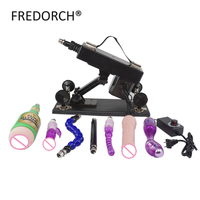 Sex Machine, 4 Dildos And 2 Extension Tube Attachments Love Machine for Man And Women, sex toys with A Masturbation Cup