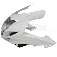 100% Virgin ABS Plastic Front Fairing Head For SUZUKI GSXR 600 / 750 2011 2012 2013 Upper Fairing Nose Cowling NEW