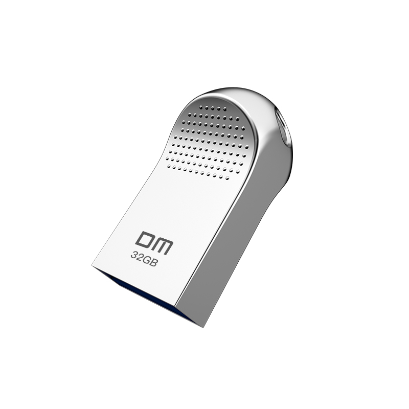 DM  PD125 USB Flash Drive 32GB Metal Pen Drive High Speed USB Stick 16GB PenDrive Real Capacity  Full Of Chinese Songs