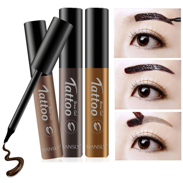 Aliexpress Buy Brand Easy To Wear Pigments Henna Eyebrow Tint