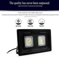 30W/50W/100W LED Flood Light Outdoor Search Lamp LED Luminaire Ultra Thin Spotlight 110/220V M25
