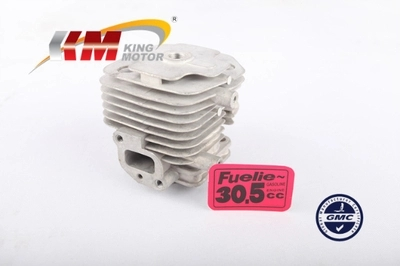 2 Stroke Gas REV 30.5cc Engine Replacement Cylinder Head2 Stroke Gas REV 30.5cc Engine Replacement Cylinder Head