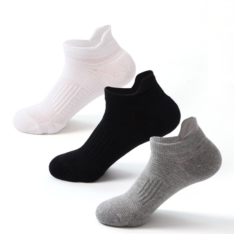Socks Men's Professional Sports Socks Fitness Riding Running Shoes Straight Summer Men's Socks Sports Men's and Women's Gifts