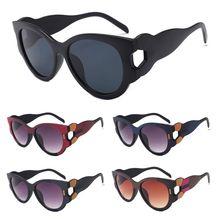 New Fashion Women Sunglasses Tricolor Catwalk Model Lady Sun Glasses Trend Style Eyeglasses