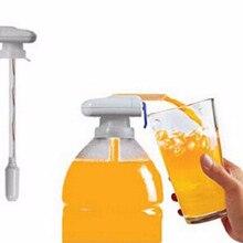 Портативный автоматический соломинки для напитков волшебный дозатор для напитков всасывающий кран перелив