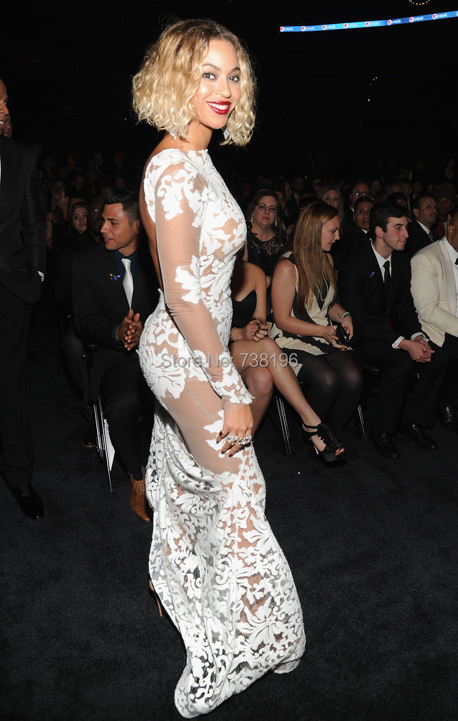 2014-Beyonce-Red-Carpet-Lace-Celebrity-Dresses-White-Sexy-Mermaid-Long-Sleeve-See-Through-Long-Prom (3).jpg