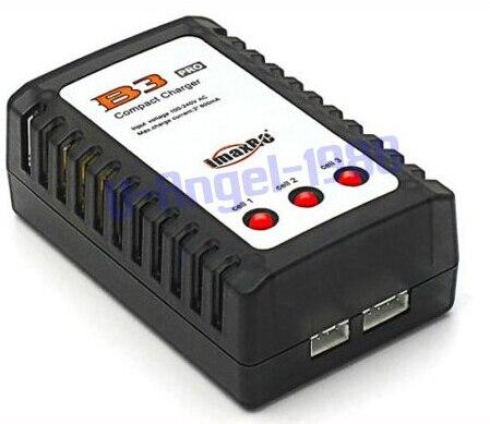 1 шт. Imax B3 7,4 В 11,1 В литий-полимерный Lipo аккумулятор зарядное устройство 2s 3s ячейки для RC LiPo AEG страйкбол для RC Хобби Прямая поставка - Цвет: Imax B3 pro
