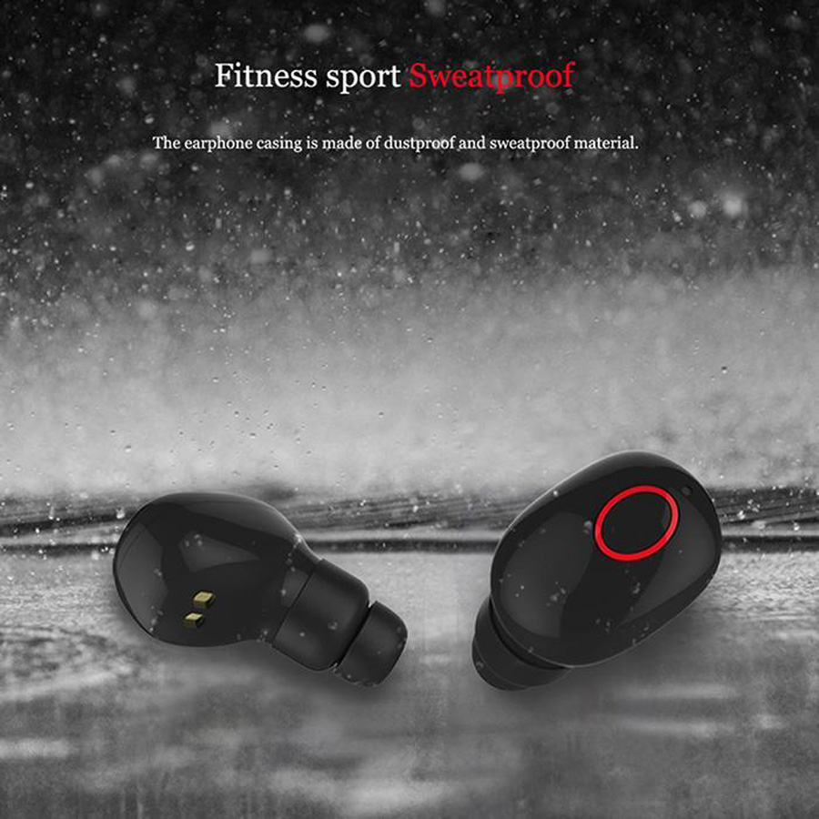 T13 Wireless Bluetooth Headset Invisible Mini Wireless Bluetooth 5 0 Earphones Stereo 4 5H In Ear 120H 4H Headphones in Bluetooth Earphones Headphones from Consumer Electronics