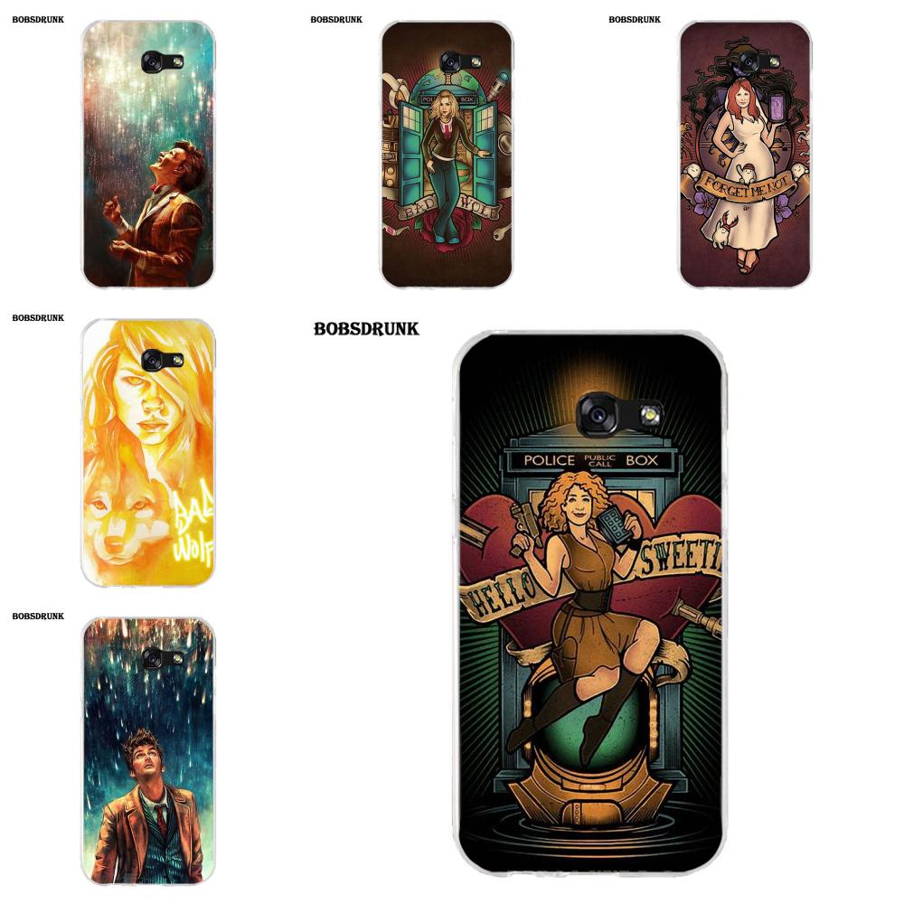 Cellphones & Telecommunications Nice Doctor Who Tardis Box Slim Silicone Tpu Soft Phone Cover Case For Samsung Galaxy J3 J5 J7 A3 A5 A7 2015 2016 2017