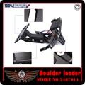 Motorbike Adjustable Angle Aluminum License Number Plate Holder Bracket For BENELLI BN600 TNT600 Stels600 Keeway TNT 300 BN302