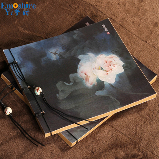 New Classic Floral Flower Schedule Book Diary Weekly Planner Notebook School Office Supplies Classic Notebook Notepad N213