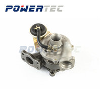Full turbo charger NEW KKK for Peugeot 1007 107 206 207 307 1.4 HDI DV4TD 40kw 54hp 50 KW 68 HP  KP35 54359700001 54359880009|Air Intakes| |  -