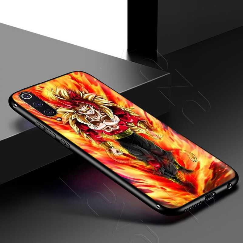 Lavaza Dragon Ball Goku Case untuk Samsung Galaxy Note 10 Plus A10 A30 A40 A50 A70 M20 A20 A20S A10S a30S A50S