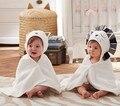 Algodón Gato de dibujos animados Bebé de la Forma del León Bebé Manta Toalla de Baño Cómoda Suave de Aire Acondicionado ropa de Cama de Bebé Niños Manta 1 unids