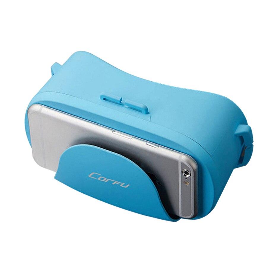 0f90bfa7b6731 Caixa de Óculos Papelão para Ios de Realidade Virtual 3d Mini vr Óculos  Google Smartphone Android 4.0-6.0 Polegada Fov 120 Óculos