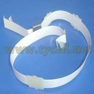 C8140-67091 Cable assembly for HP OfficeJet 9100 9120 9130 printer part ALL IN ONE  used best price 5pin cable for outdoor printer