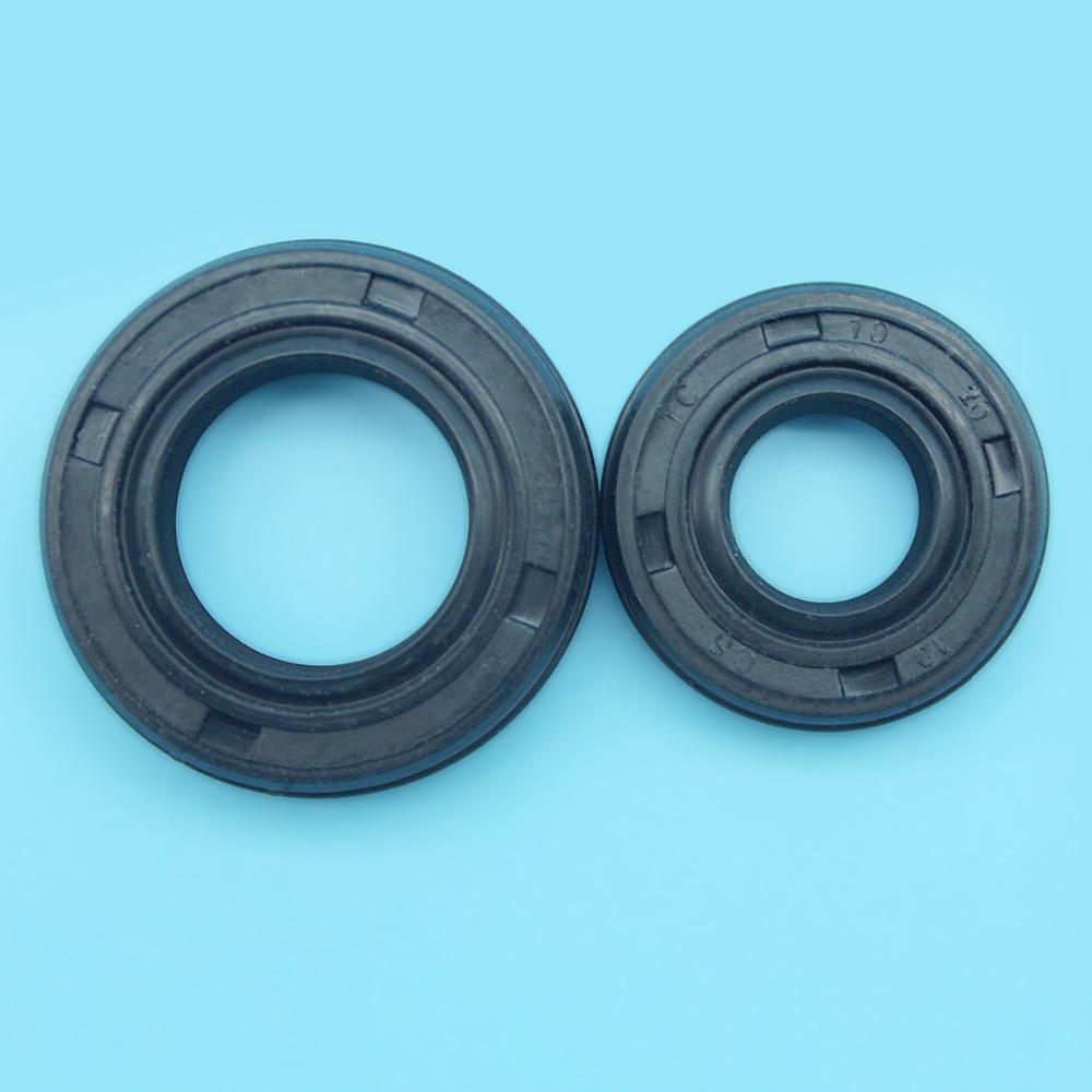 Crankshaft Oil Seal Set For Honda GX35 FG100 4-Stroke Engine Tiller Brush Cutter Trimmers Blower GX 35 Parts #91214-ZM3-003
