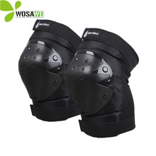 WOLFBIKE Motorcycle Knee Protector Bicycle Cycling Bike Racing Tactical Skate Protective Knee Pads Guard High Quality nuckily water resistant neoprene bicycle chain stay protector guard black