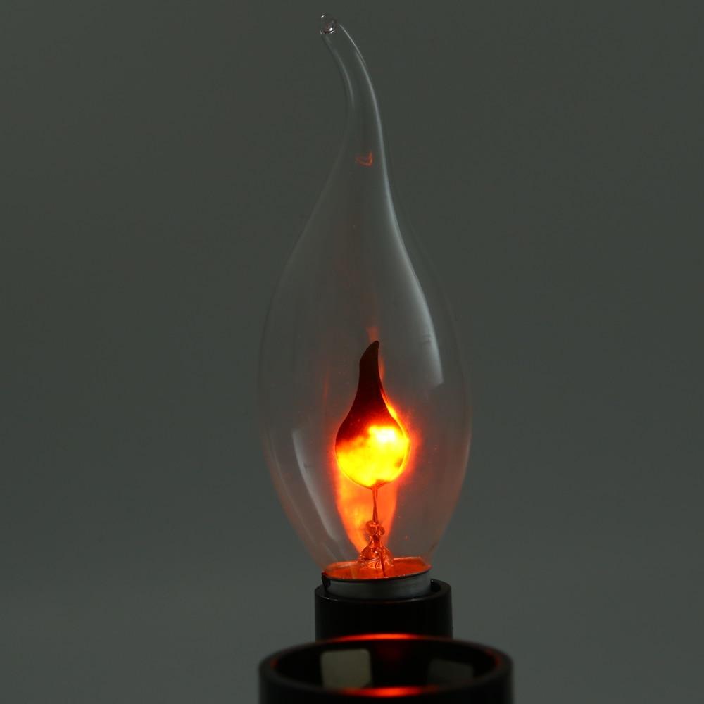 Flicker Flame Led Light Bulb Gnubies Org