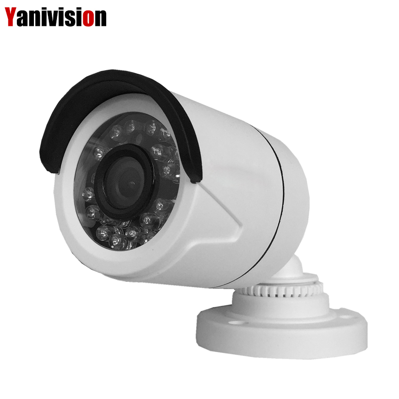 H.265/H.264 5MP 4MP 2MP HD 1080P IP Camera POE Plastic Network 1920*1080 Bullet Security CCTV Camera P2P/ONVIF Night Vision h 264 1mp hd 720p ip camera poe outdoor ip66 network 1280 720 bullet security cctv camera p2p onvif night vision 40m ip camera