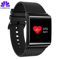X9Pro Smart Color LCD Bracelet Blood Pressure Heart Rate Monitor Bluetooth Call SMS Alert Smart Band