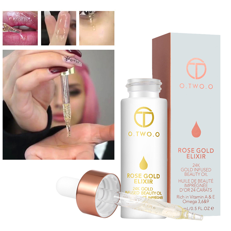 Brand Primer Face Lips Make Up Moisturizer Easy to Absorb Gold 24K Rose Essential Oil Face Base Makeup Primer-in Primer from Beauty & Health on Aliexpress.com | Alibaba Group